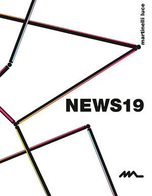 Nyheter katalog Martinelli Luce