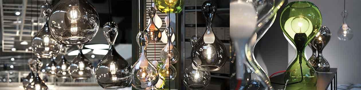 Blubb lampe serie Next.design