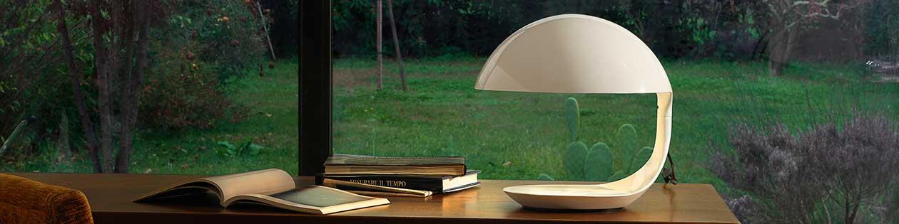 Skrivebordslampe Kontoret