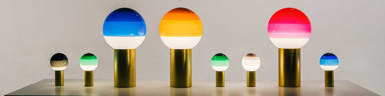 Dipping Light lamp collection Marset
