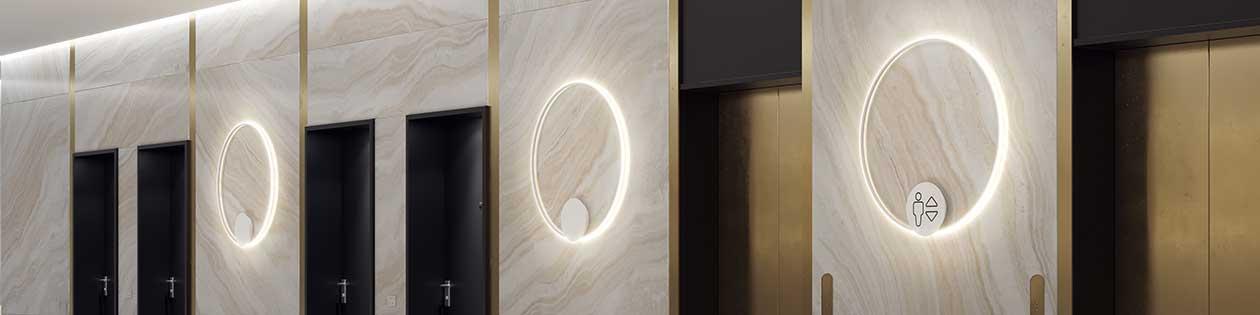 Fabbian Vägglampor