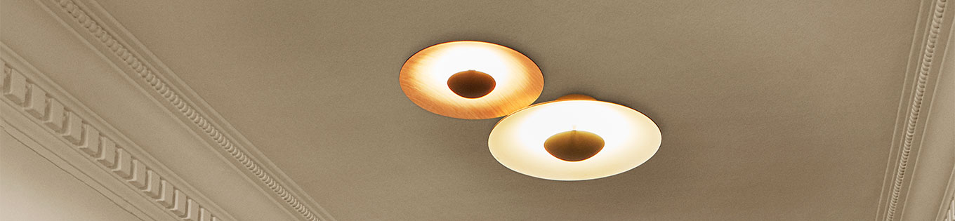 Ginger lamp collection Marset