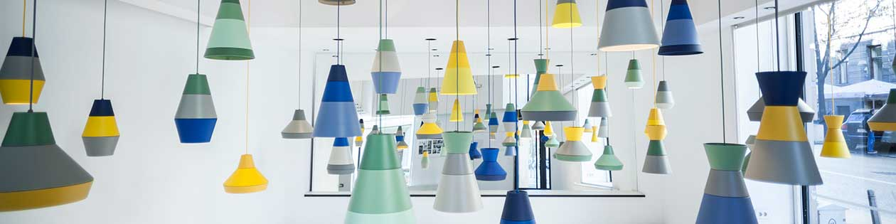 Grupa Pendant Lights