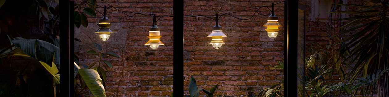 Marset Outdoor Lamps