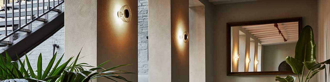 Wall Lamps Entry Hall