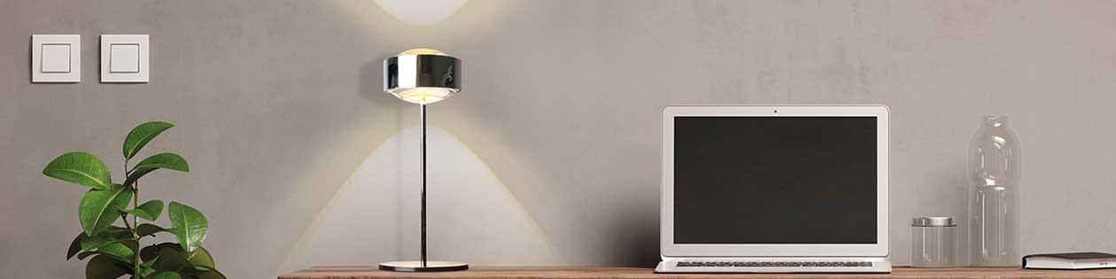 Top Light Bordslampor