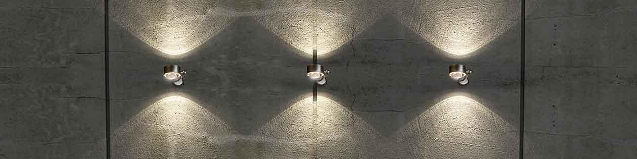 Væglamper Spisestuen