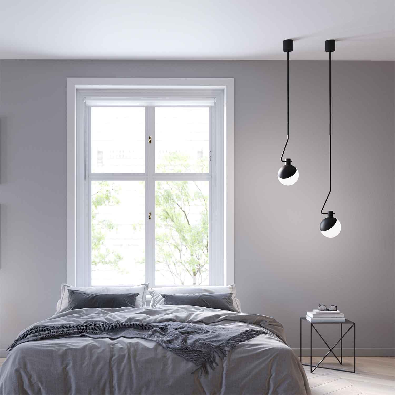 Picture of: Baluna Loftlampe I Funktionelt Design Lampefeber