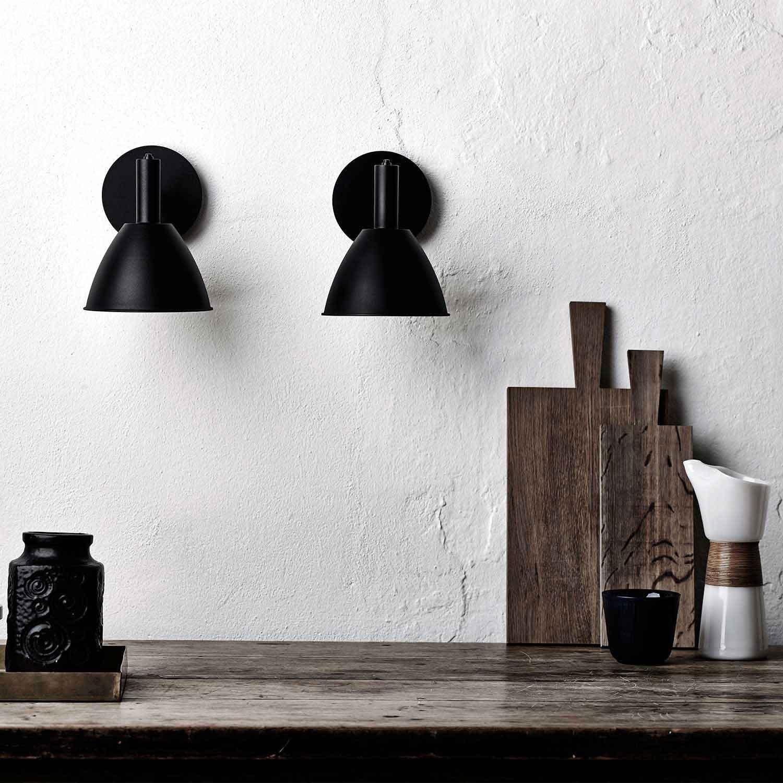 Picture of: Bauhaus 90 W Vaeglampe Fra Lumini Lampefeber
