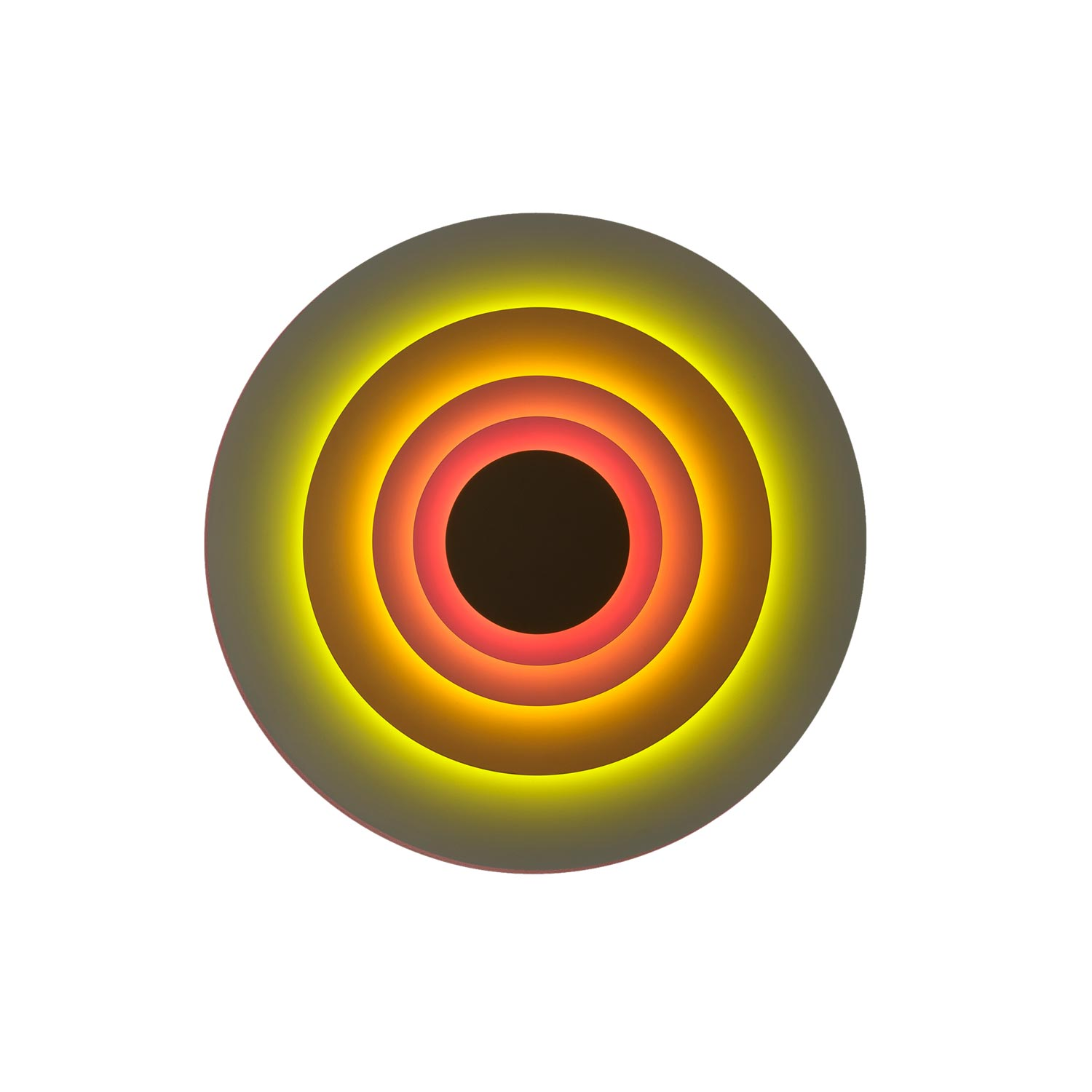 Concentric M Wall Light Lampefeber
