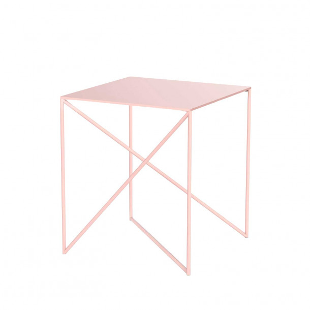 Dot S Table rose clair