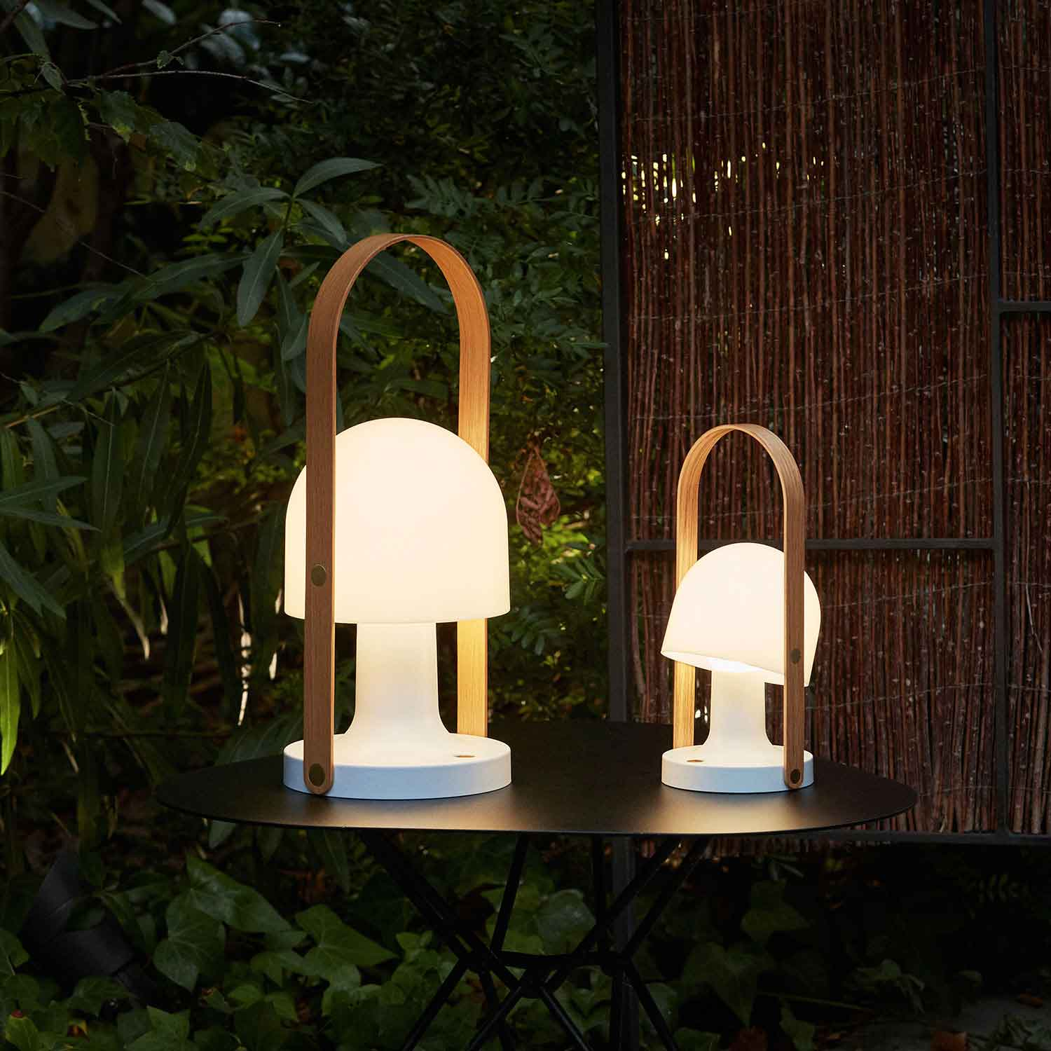 Followme Plus Battery table lamp by Marset - Lampefeber