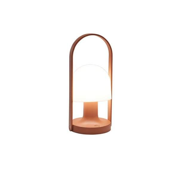 Followme Terracotta Table Lamp