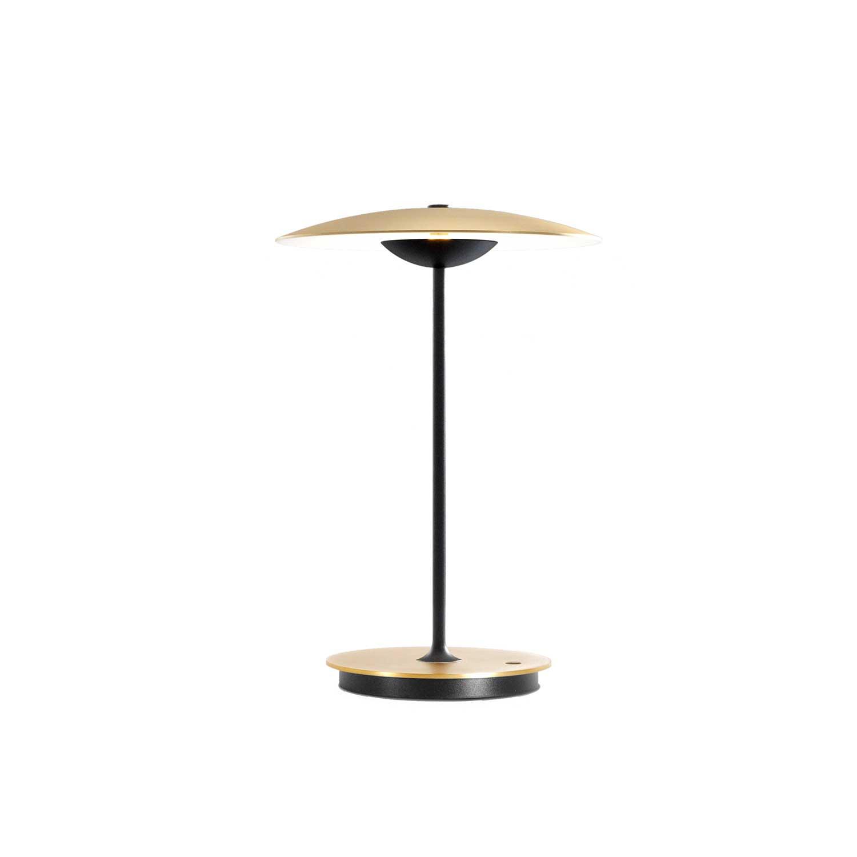 Ginger 20 M Battery Table Lamp In Gold Color Lampefeber