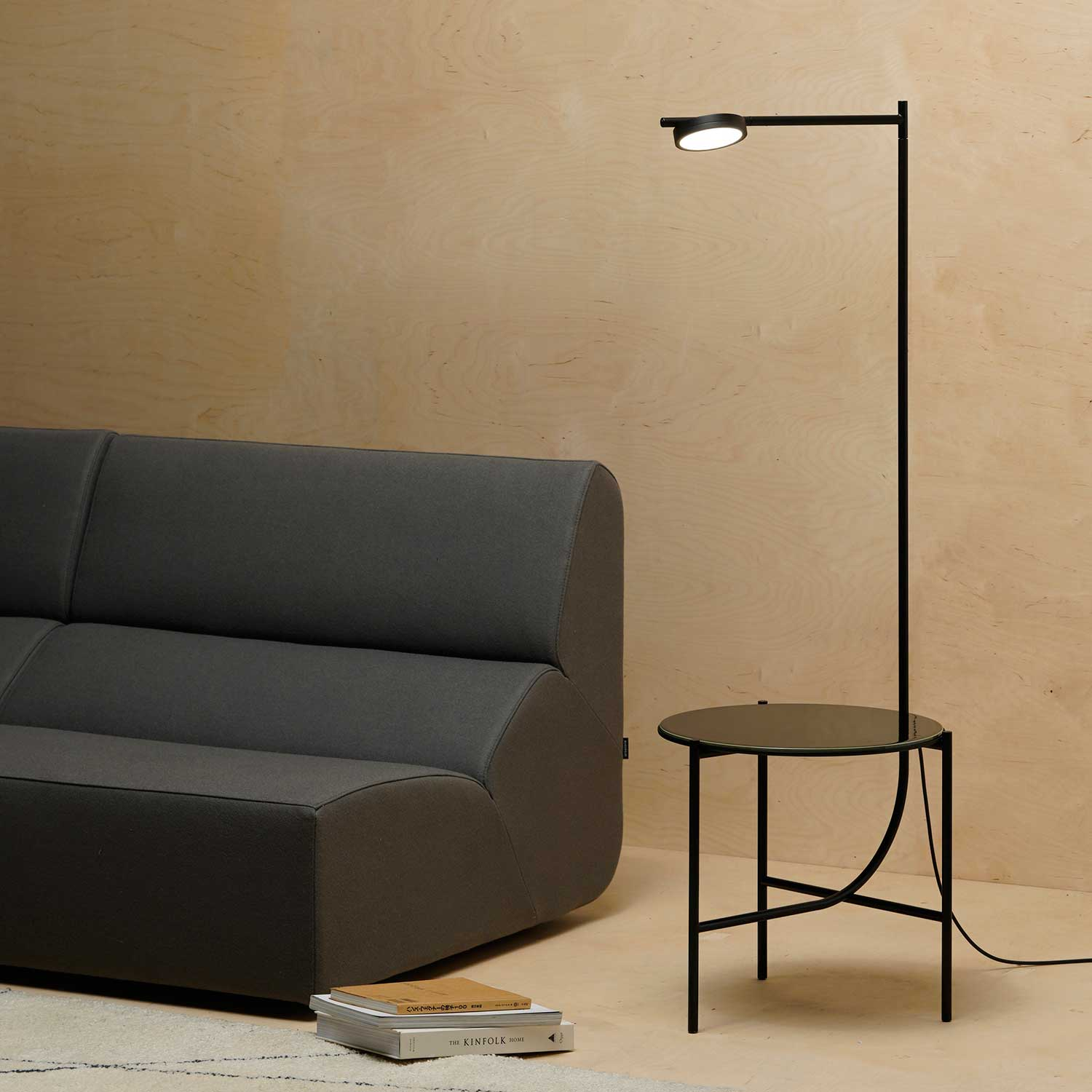 Igram Lamp And Table By Grupa Lampefeber