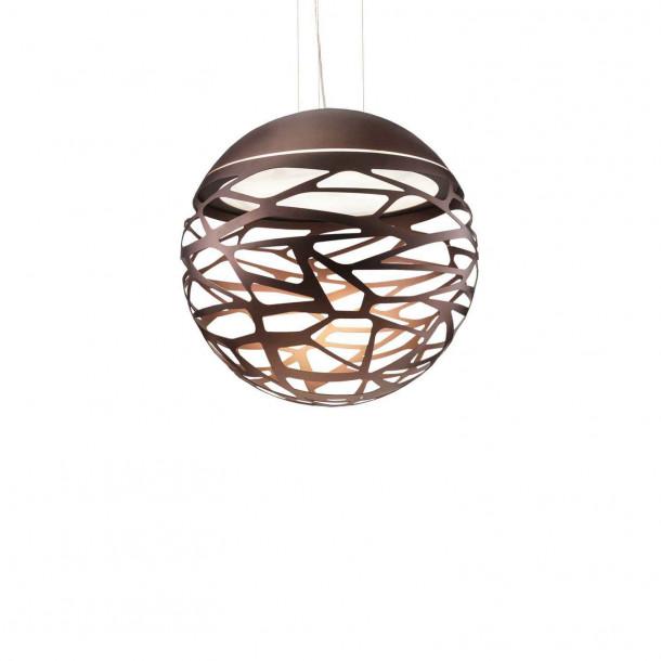 Kelly Medium Sphere Pendant Light
