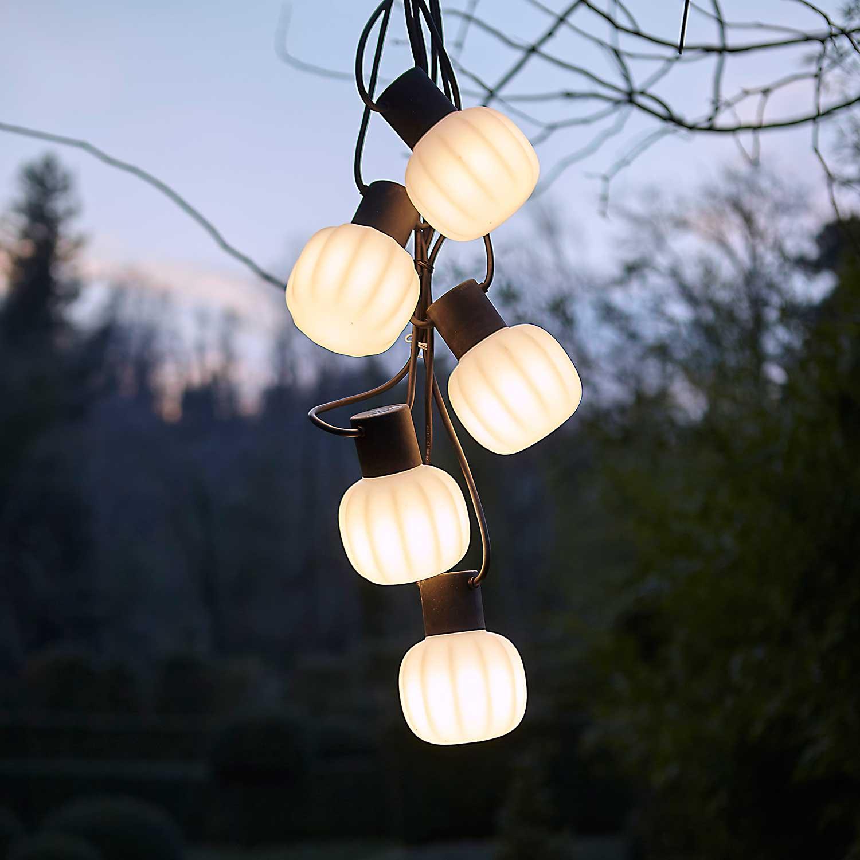 Alle nye Kiki utendørs pendel lyskjede - Lampefeber TP-61