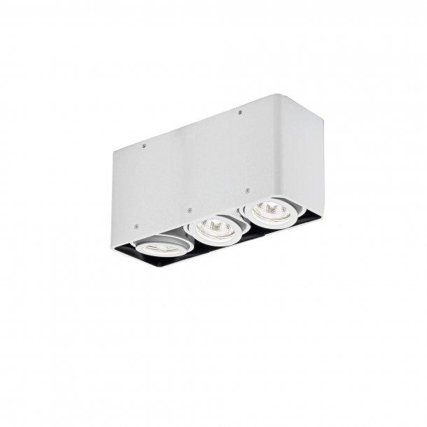 Light Box Soft 3 Ceiling Spotlight