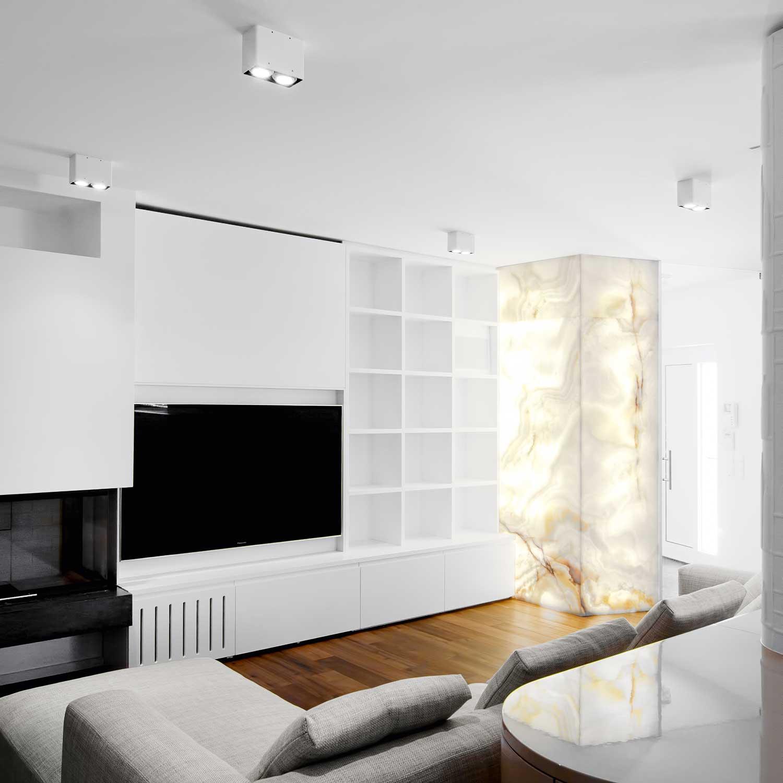 Light Box Soft 2 Modern Ceiling Spotlight Lampefeber