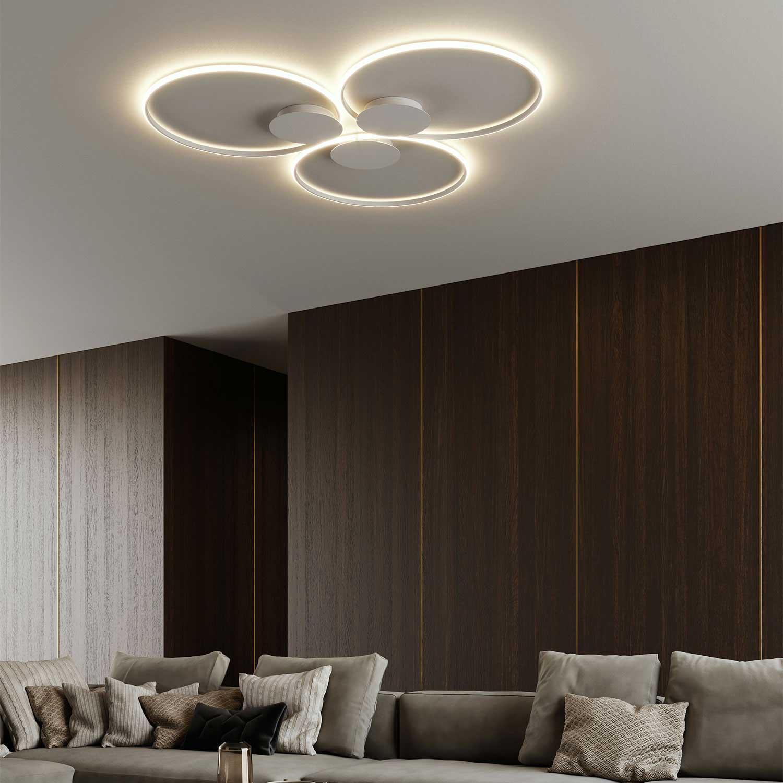 Olympic vegglampe og taklampe moderne design Lampefeber