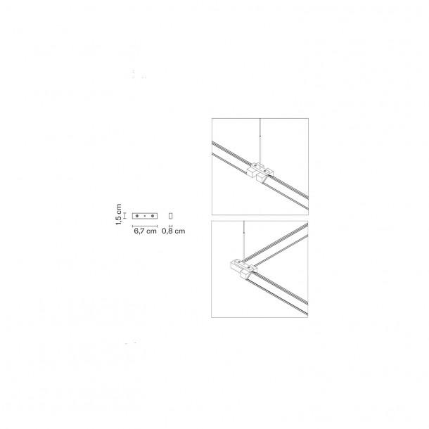 Connections 2 for Pivot Pendant Light