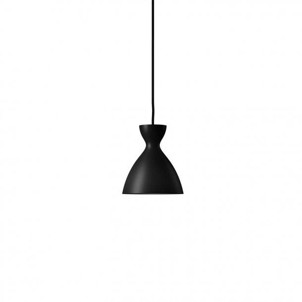 Pretty black Small Pendant Light