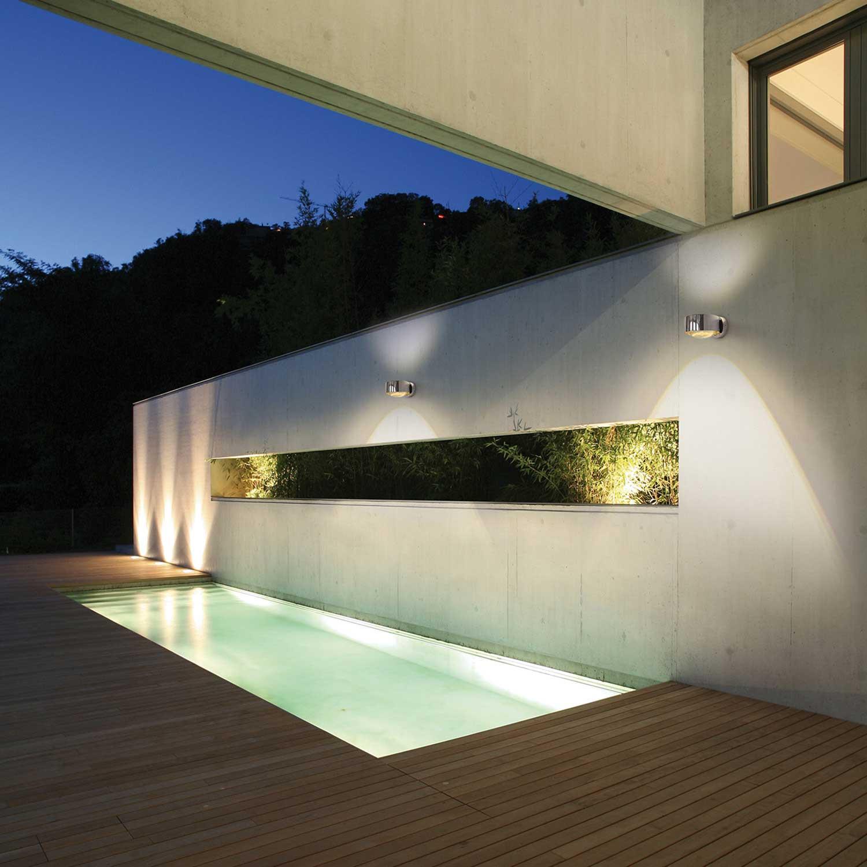 Puk Maxx Outdoor Wall Light Lampefeber