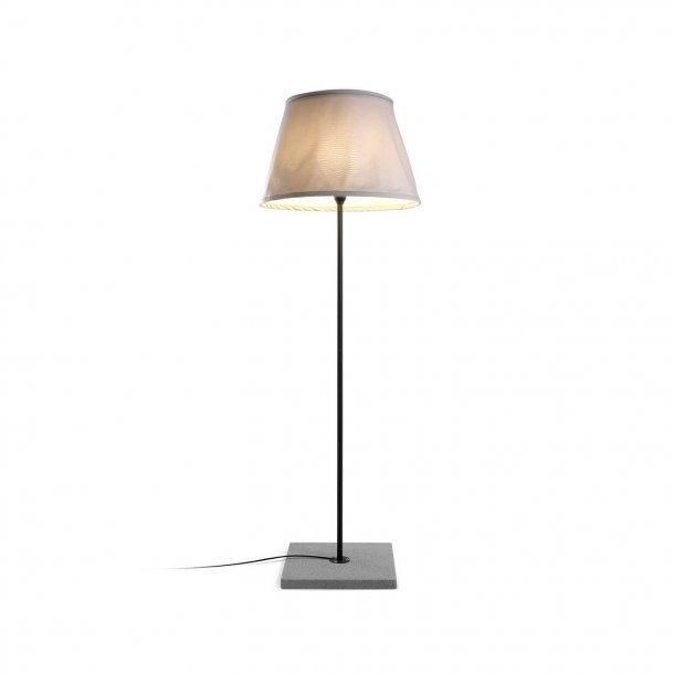 TXL beige Outdoor Floor Lamp
