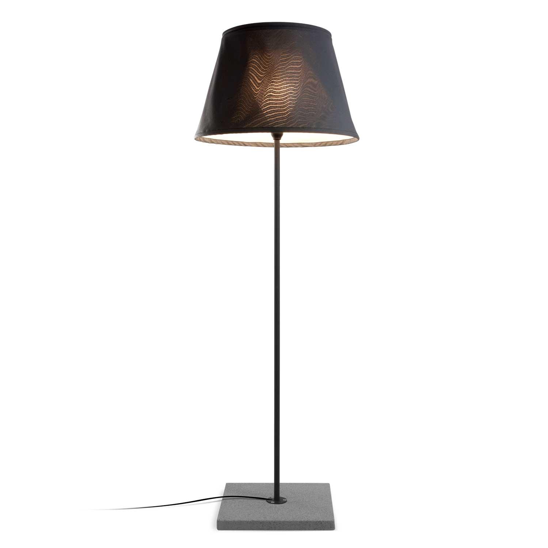 Picture of: Txl Grey Outdoor Floor Lamp Lampefeber