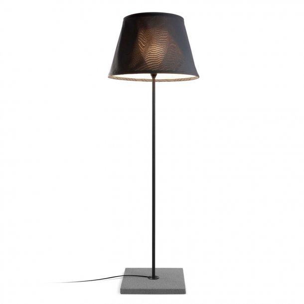 TXL grey Outdoor Floor Lamp