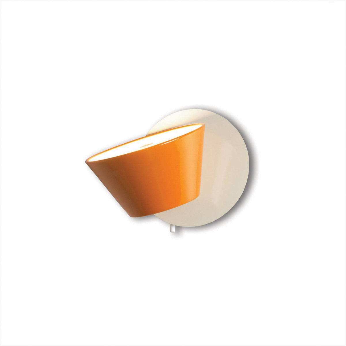 Marset Tam Tam Satelitt skjerm Orange Fri Frakt!