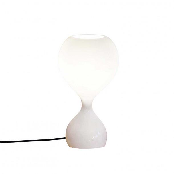 Blubb opal Bordlampe