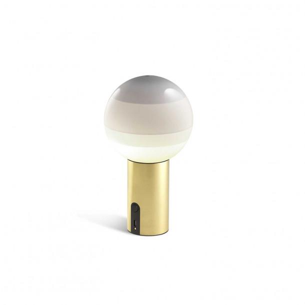 Dipping Light hvit Portable Bordlampe