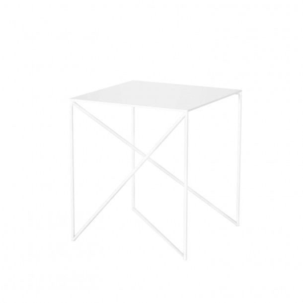 Dot S Table white