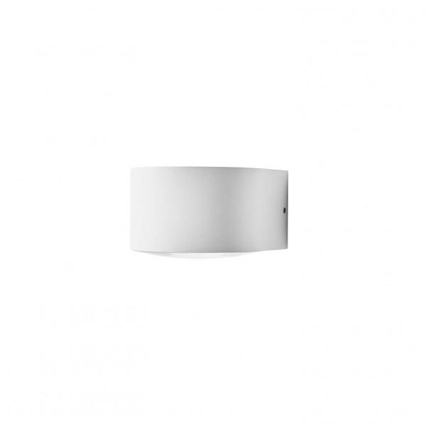 Frey Single Hvit IP65 Vegglampe