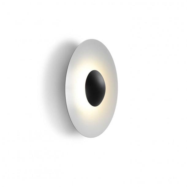 Ginger C hvit Utendørs Vegglampe