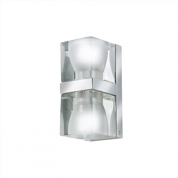 Ice Cube Double Wall Light