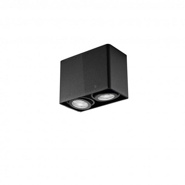 Light Box Soft 2 Utenpåliggende Downlight