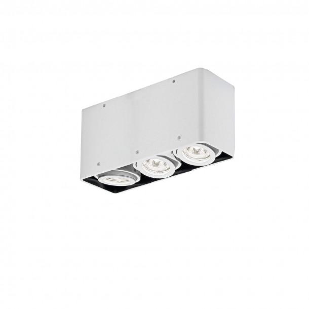 Light Box Soft 3 Påbygningsspot