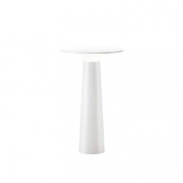Lix IP44 perle hvit Bordlampe
