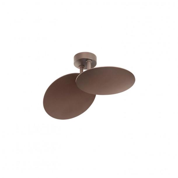 Puzzle Double Round Vegg/Taklampe