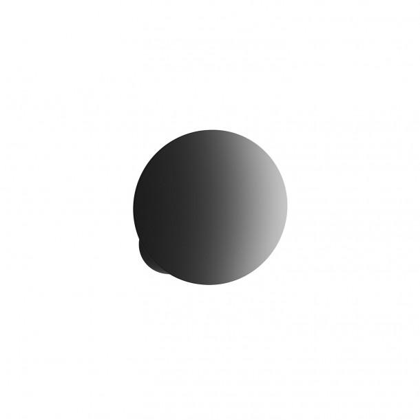 Puzzle Single Round Vegg/Taklampe