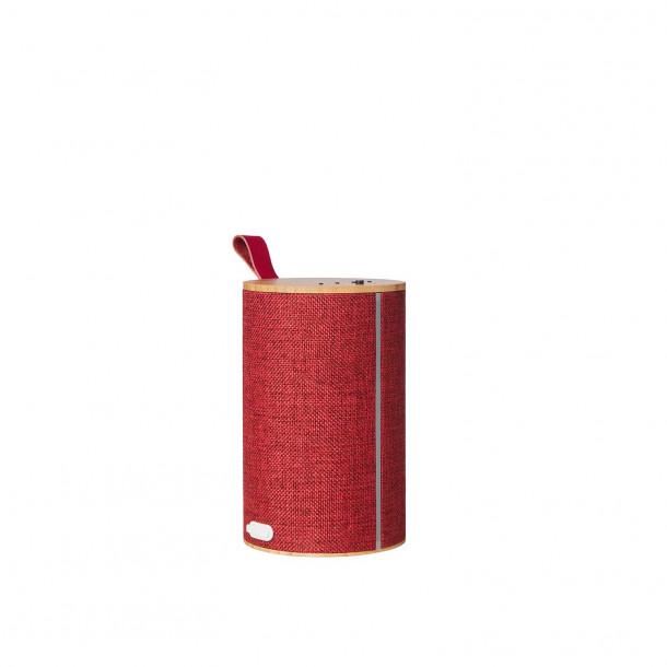 Silo 2 Rød Bluetooth Høyttaler