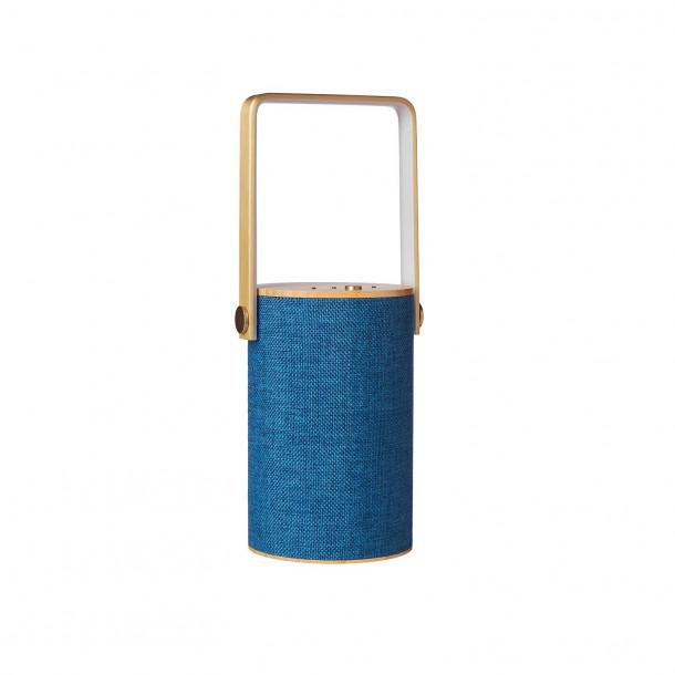 Silo 1 Blå Bluetooth Høyttaler
