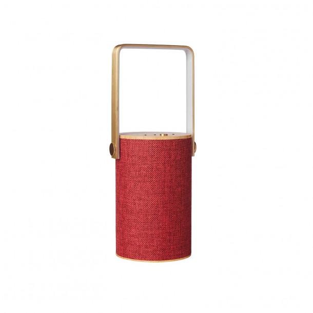 Silo 1 Rød Bluetooth Høyttaler
