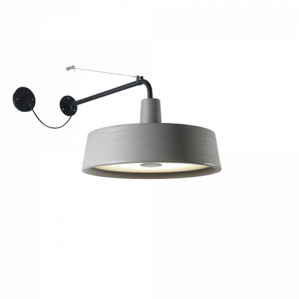 Soho 57 A Utendørs Vegglampe