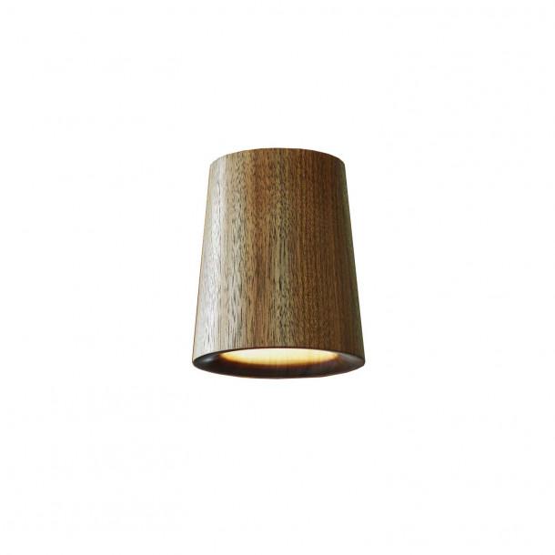 Solid Cone walnut Downlight Ceiling Spotlight