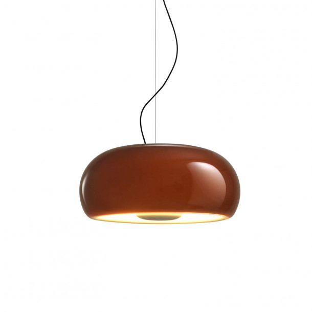 Vetra amber Pendant Light