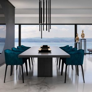 Cluster Pendant Lights Dining Room