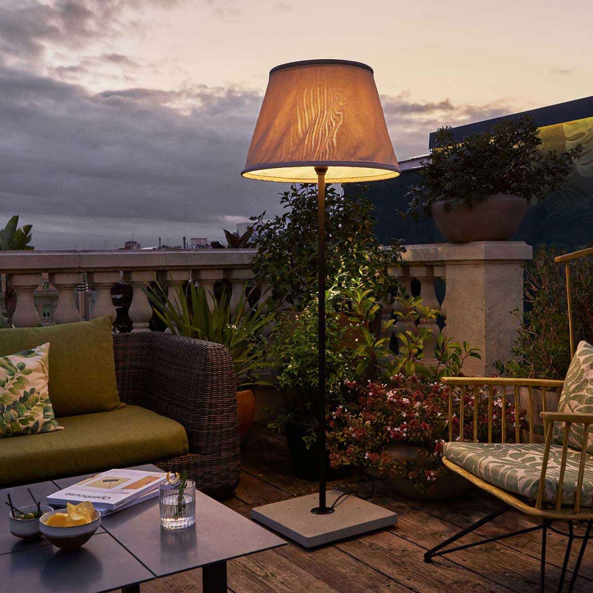 Buy Modern Outdoor Floor Lamps Standing Lamps